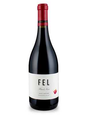 FEL, Savoy Vineyard, Anderson Valley, Pinot Noir - 2015