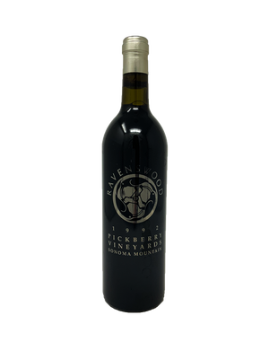 Ravenswood Pickberry Proprietary Red Wine Cabernet and Blends 1992