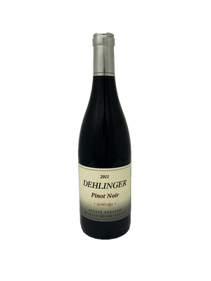 Dehlinger Goldridge Pinot Noir 2011