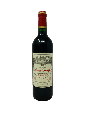 Calon-Segur Bordeaux Red 2000