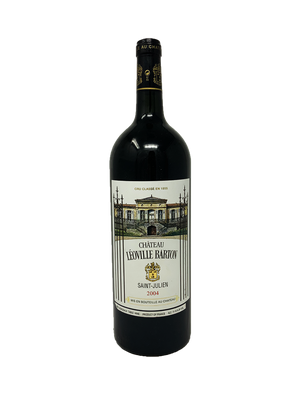 Leoville Barton Bordeaux Red 2004 1.5 L