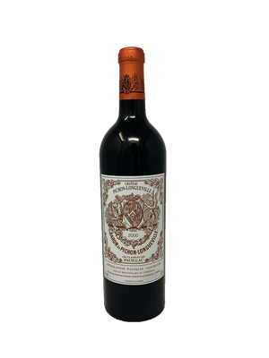Pichon-Baron Bordeaux Red 2000