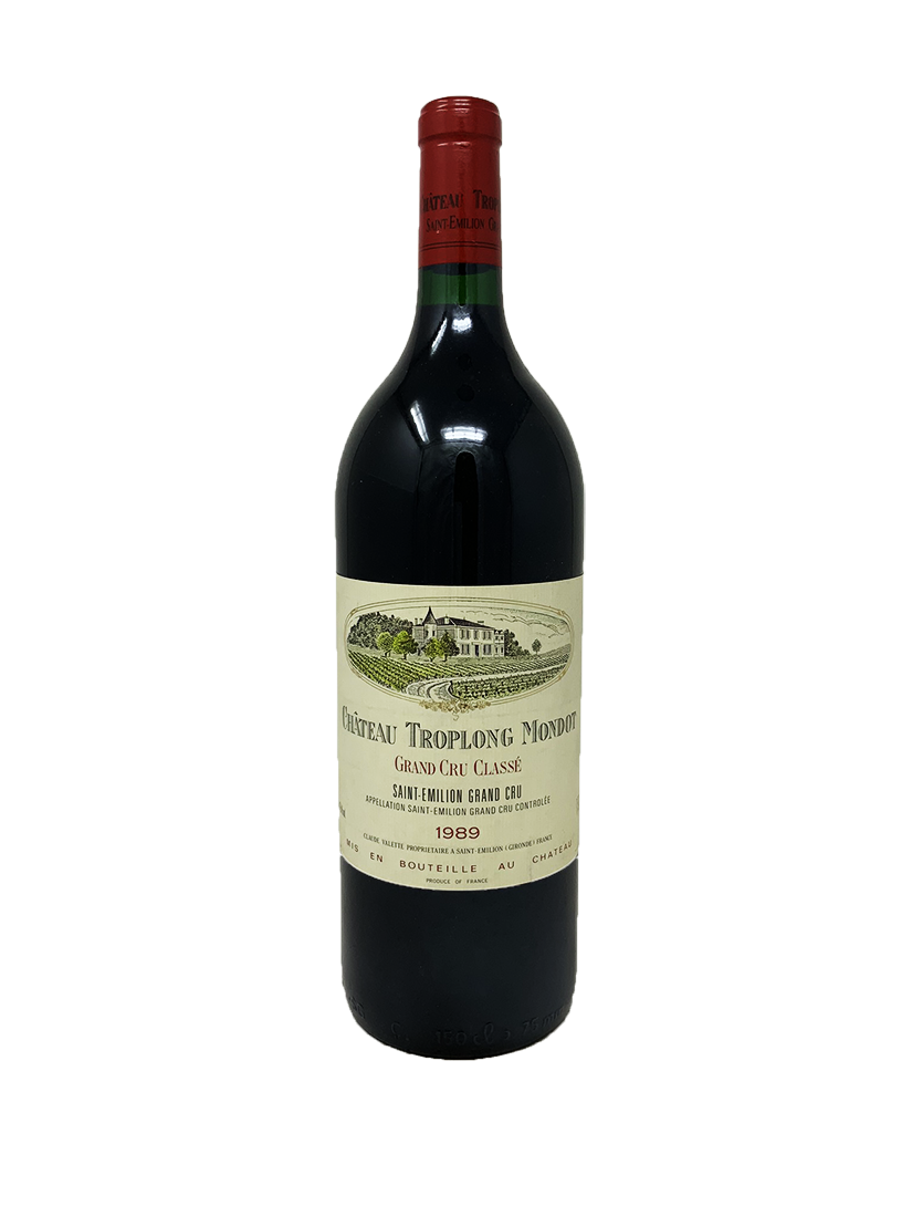 Troplong Mondot Bordeaux Red 1989 1.5 L