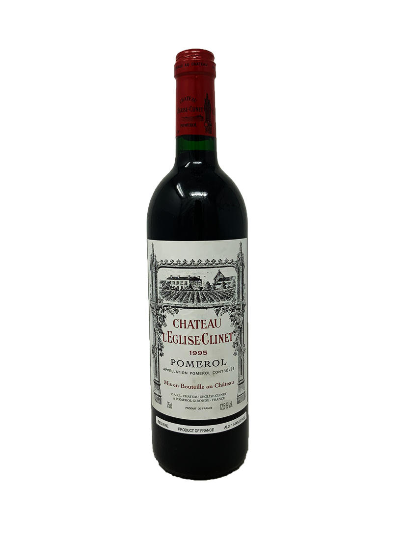 L'Eglise Clinet Bordeaux Red 1995