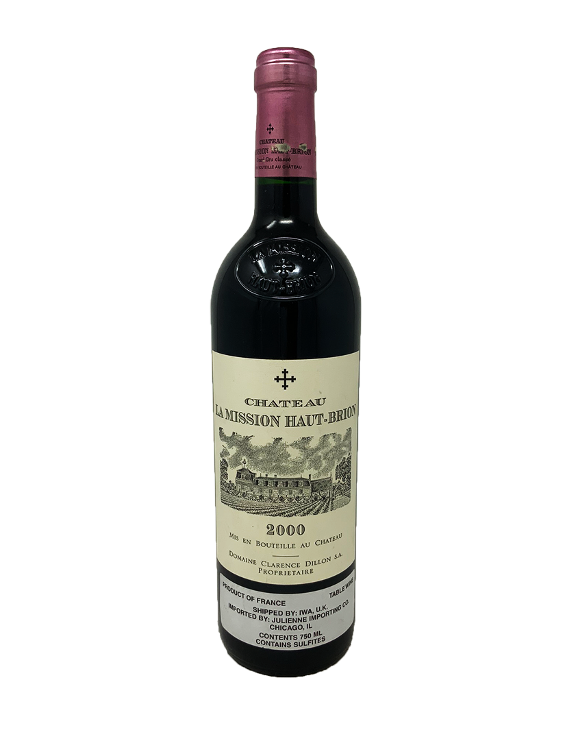 La Mission Haut-Brion Bordeaux Red 2000