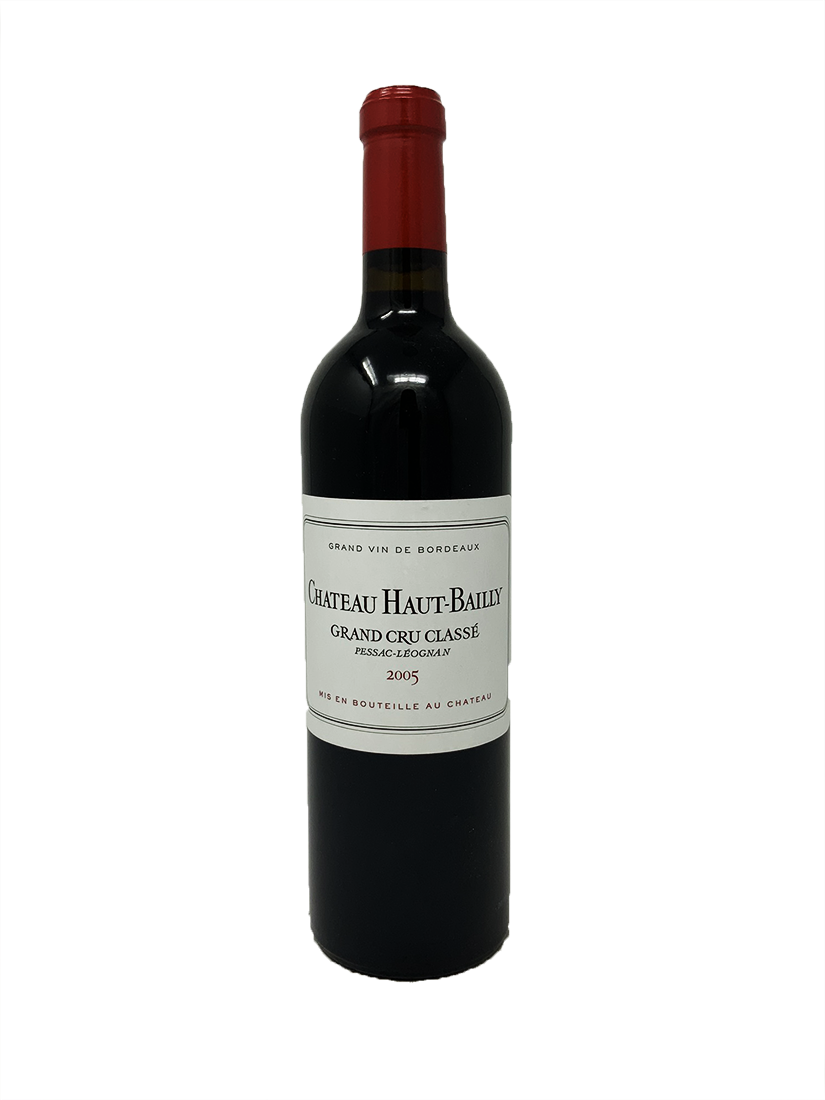 Haut-Bailly Bordeaux Red 2005