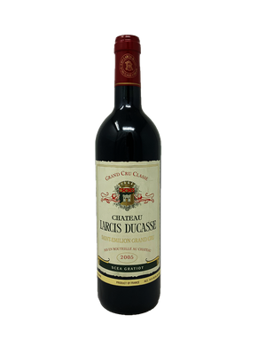 Larcis Ducasse Bordeaux Red 2005