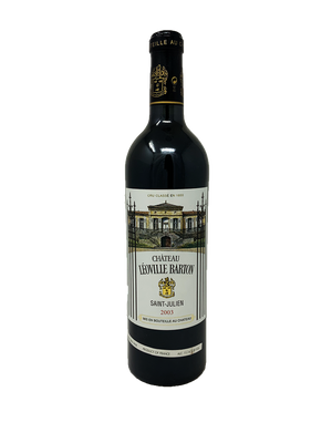 Leoville Barton Bordeaux Red 2003