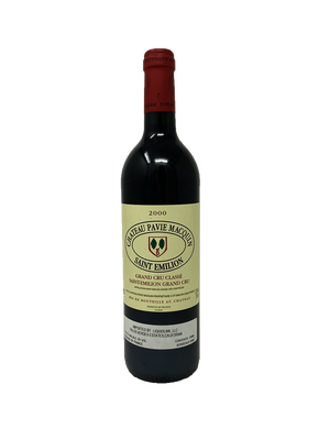 Pavie Macquin Bordeaux Red 2000