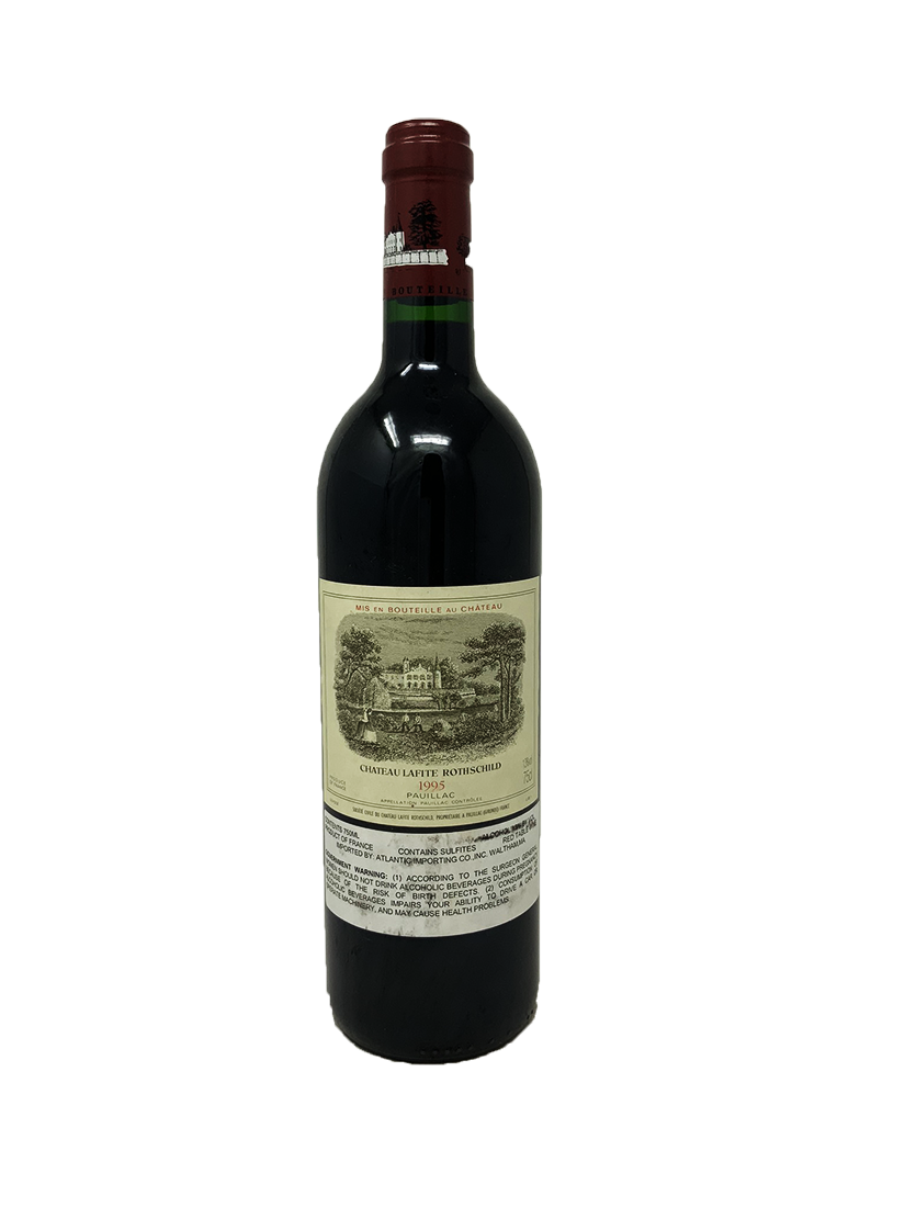Lafite Rothschild Bordeaux Red 1995