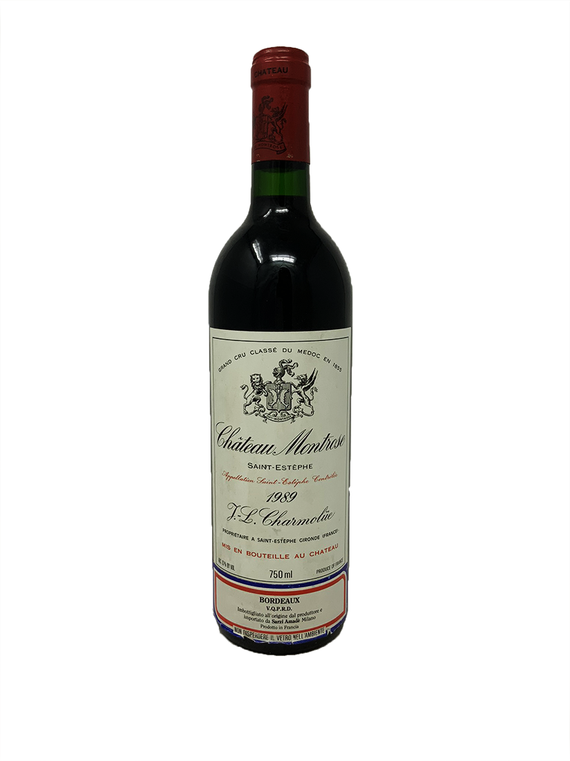 Montrose Bordeaux Red 1989