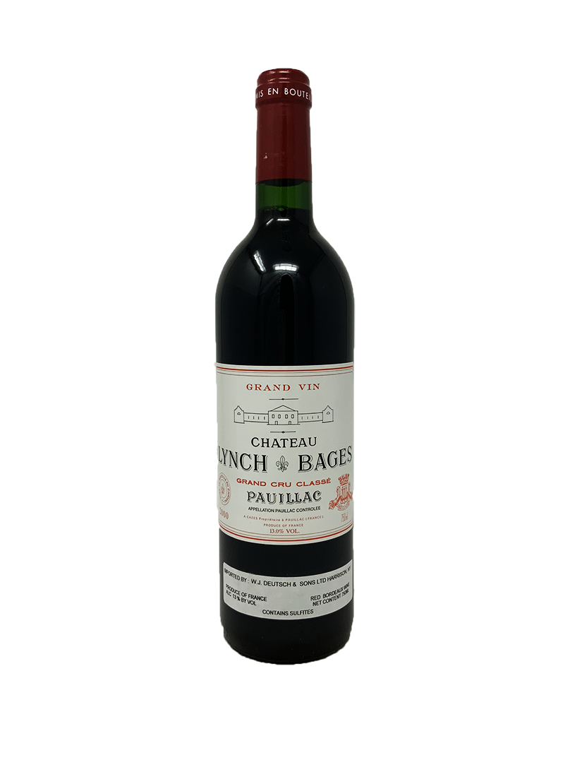 Lynch-Bages Bordeaux Red 2000