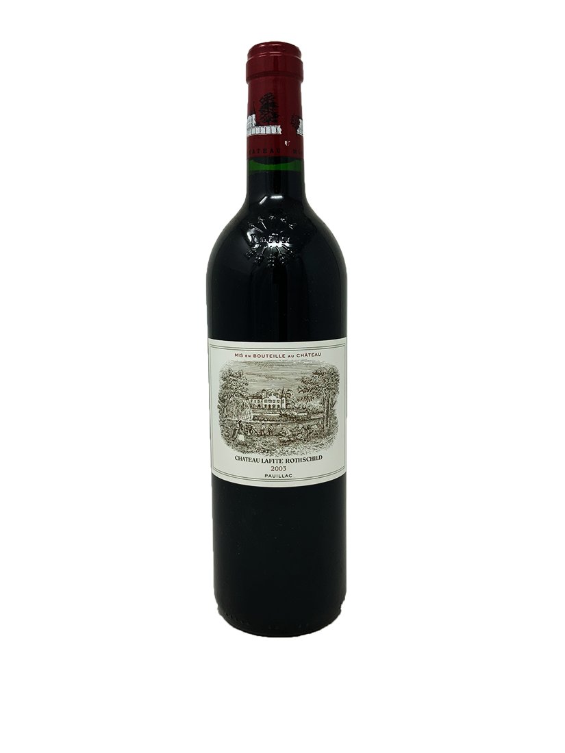 Lafite Rothschild Bordeaux Red 2003