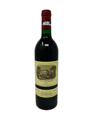 Lafite Rothschild Bordeaux Red 1986