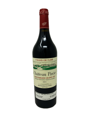Pavie Bordeaux Red 2001