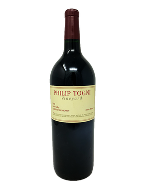Philip Togni Estate Napa Valley Cabernet and Blends 2003 1.5 L