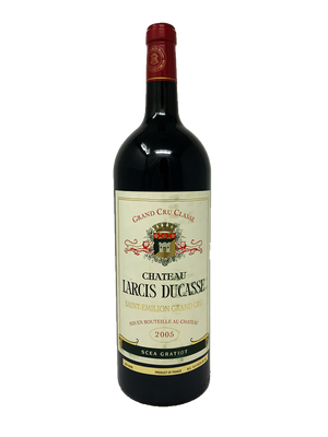 Larcis Ducasse Bordeaux Red 2005 1.5 L