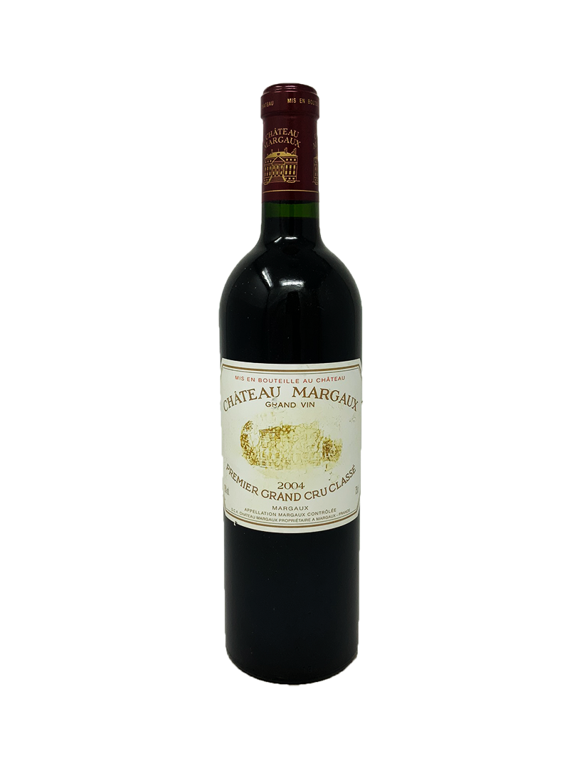 Chateau Margaux Bordeaux Red 2004