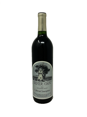 Silver Oak Alexander Valley Cabernet and Blends 1994