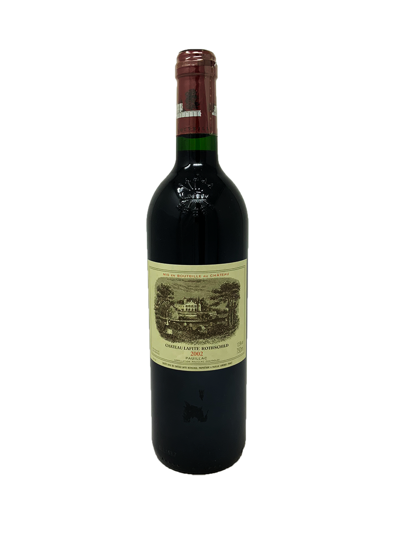 Lafite Rothschild Bordeaux Red 2002