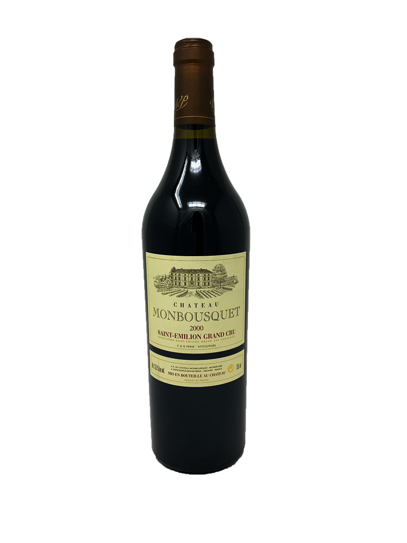 Monbousquet Bordeaux Red 2000