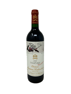 Mouton Rothschild Bordeaux Red 1996