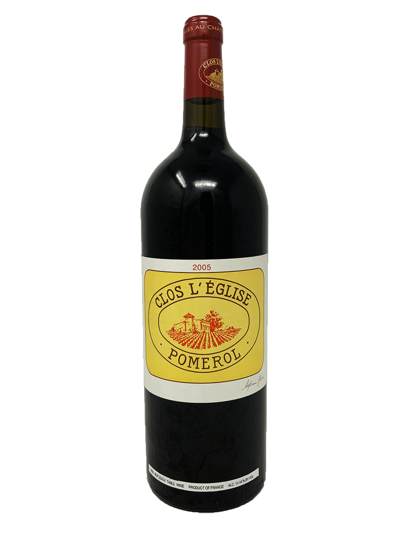 Clos l'Eglise Bordeaux Red 2005 1.5 L