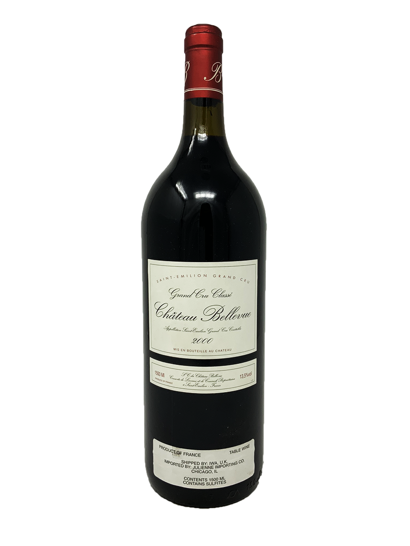 Bellevue Bordeaux Red 2000 1.5 L