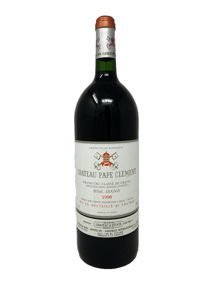 Pape Clement Bordeaux Red 1998 1.5 L
