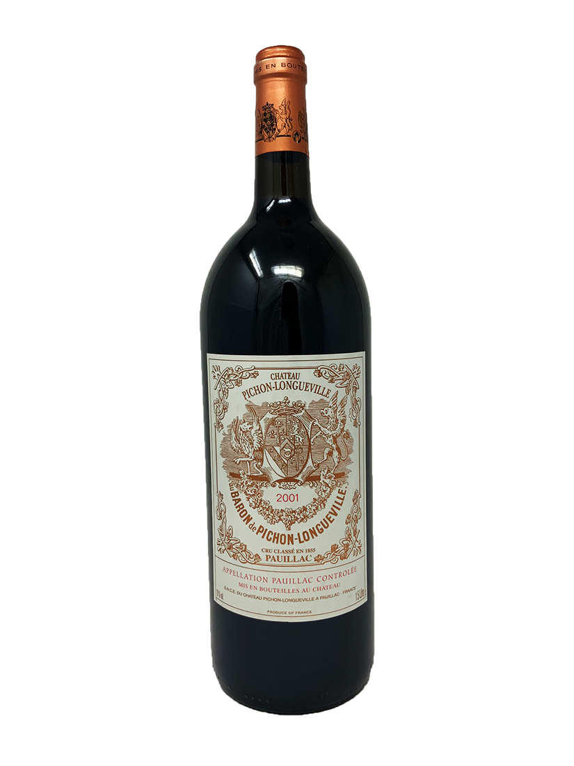 Pichon-Baron Bordeaux Red 2001 1.5 L