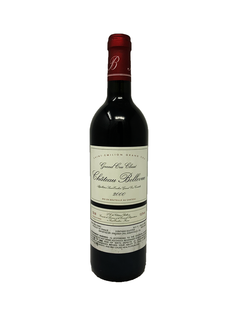 Bellevue Bordeaux Red 2000