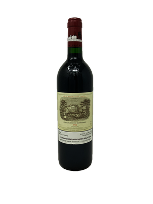 Lafite Rothschild Bordeaux Red 1998