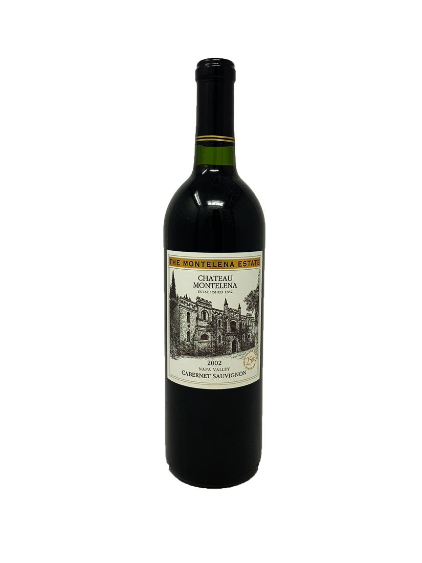 Chateau Montelena Estate Cabernet Sauvignon Cabernet and Blends 2002