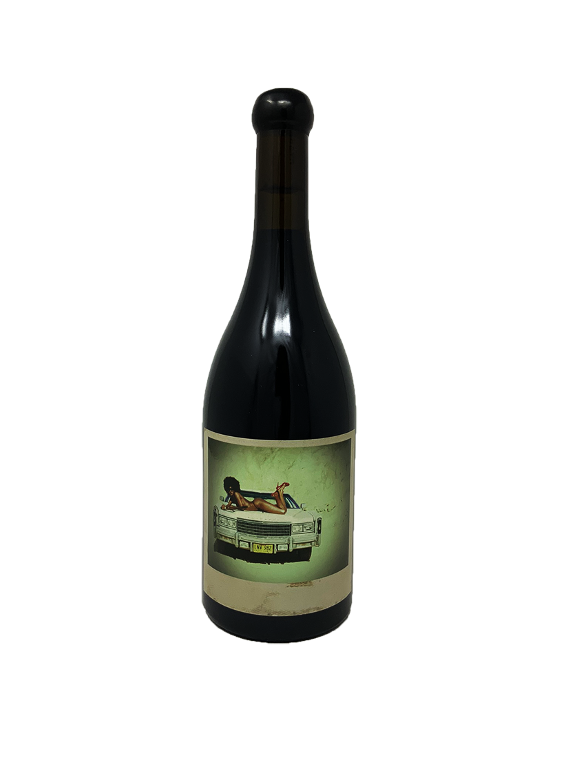 Orin Swift Cellars Machete Red Wine CA Rhone Rangers 2015