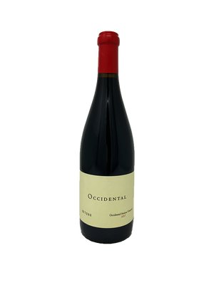 Occidental, Occidental Station, Pinot Noir 2017
