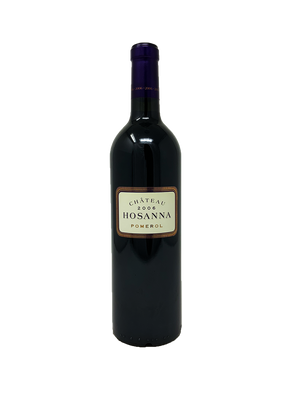 Chateau Hosanna Pomerol Bordeaux Red 2006