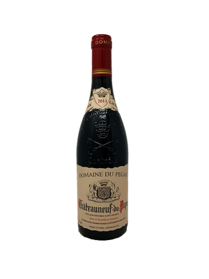 Domaine du Pegau Chateauneuf-du-Pape Cuvee Laurence Rhone Red 2011
