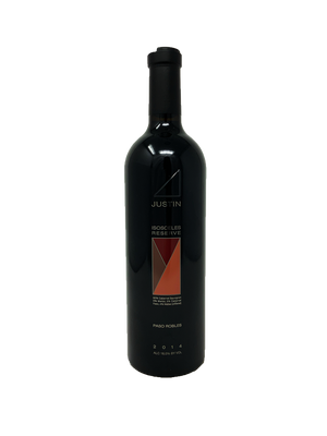 Justin Isosceles Reserve Cabernet and Blends 2014