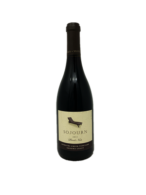 Sojourn Rodgers Creek Pinot Noir 2011