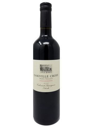Oakville Cross, Cabernet 2013