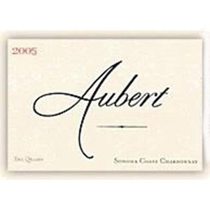 2004 Aubert, The Quarry, Sonoma Coast Chardonnay