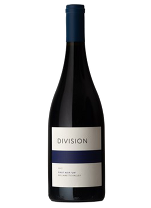"Division Wine Company, ""Un"", Willamette Valley, Pinot Noir 2017"