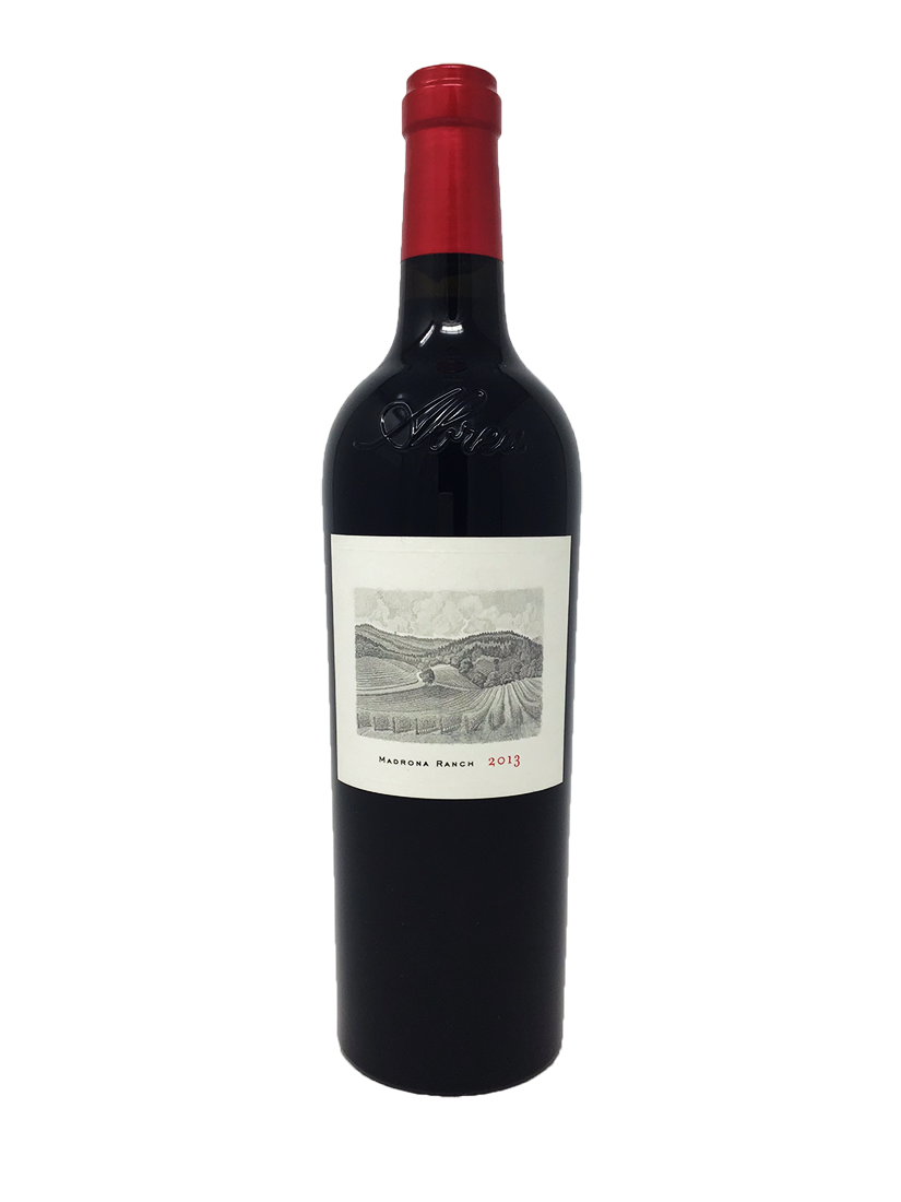Abreu Madrona Ranch Cabernet and Blends 2013