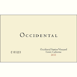 Occidental, Occidental Station, Cuvée Catherine, Pinot Noir 2013