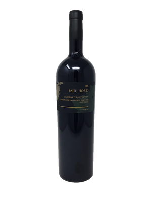 Paul Hobbs Beckstoffer Las Piedras Cabernet and Blends 2015 1.5 L
