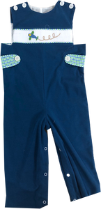 Boys Longall | Smocked Airplane