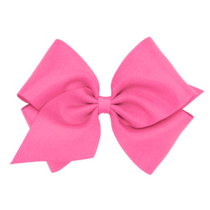 Medium Grosgrain Hair Bow - More Colors Available