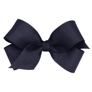 Mini Grosgrain Hair Bow - More Colors Available