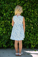 Load image into Gallery viewer, Pinny Dress | By the Sea Print