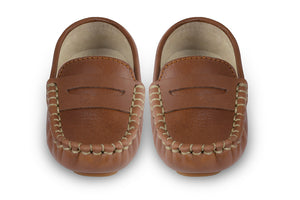 Verona Loafers - Brown Leather